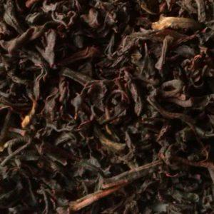 zwarte thee gezellig
