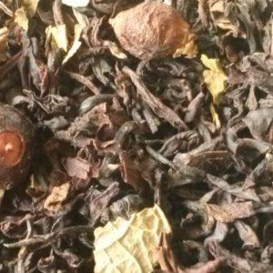 zwarte thee lief