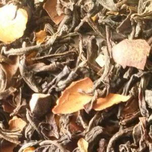 zwarte thee sjiek