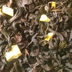 zwarte thee vroeger