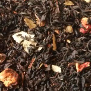 zwarte thee zomerhitte