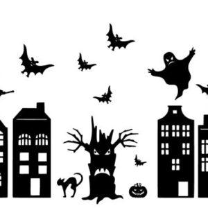 halloween 100 cm breed 48 cm hoog